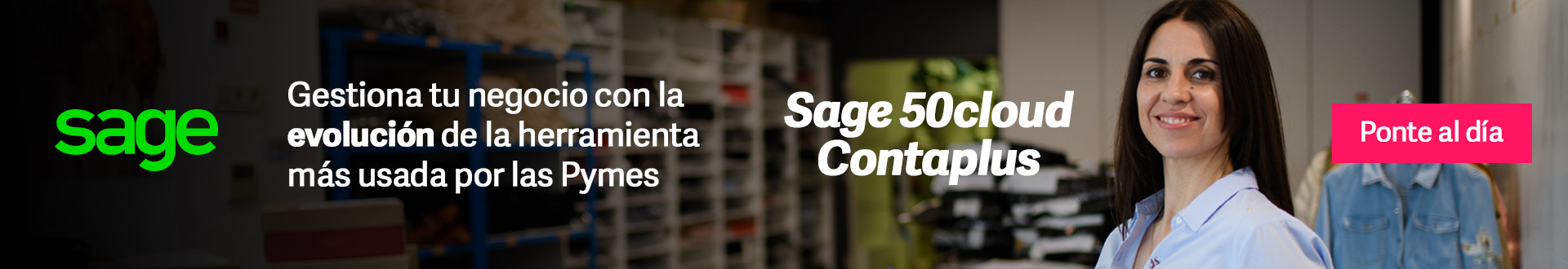 SAGE 50cloud ContaPlus