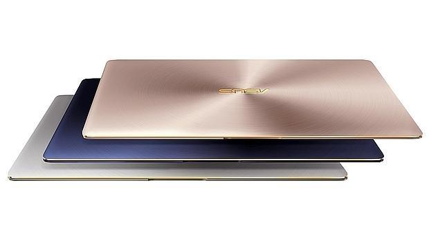 Detalle del ZenBook 3
