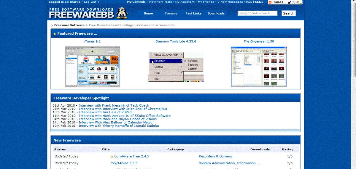 FreewareBB
