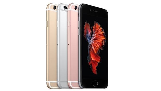 Detalle de los actuales iPhone 6S